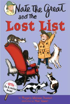 Image for Nate The Great And The Lost List (Nate The Great, paper)