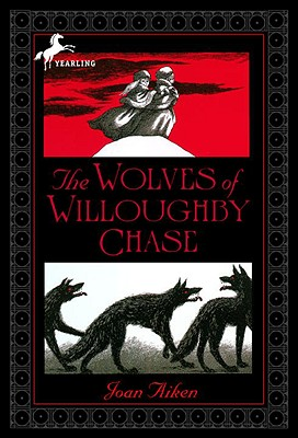 The Wolves of Willoughby Chase, Aiken, Joan