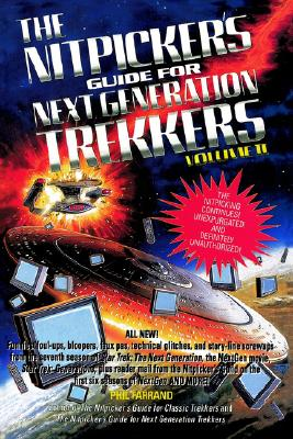 Image for The Nitpicker's Guide for Next Generation Trekkers