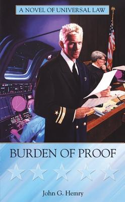 Image for Burden of Proof (A Paul Sinclair Novel)