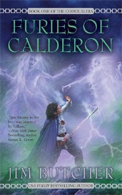 Image for Furies of Calderon (Codex Alera, Book 1)