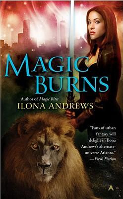 Magic Burns (Kate Daniels), Andrews, Ilona