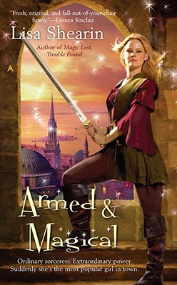 "Image for ""Armed & Magical (Raine Benares, Book 2)"""