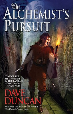 The Alchemist's Pursuit (Venice Trilogy, Bk 3), Dave Duncan