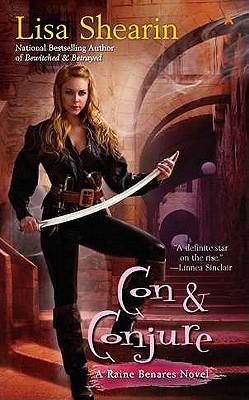 "Image for ""Con & Conjure (Raine Benares, Book 5)"""