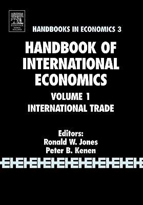 Handbook of International Economics, Volume 1: International Trade (Handbooks in Economics 3)