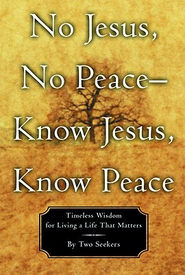 Image for No Jesus No Peace Know Jesus Know Peace