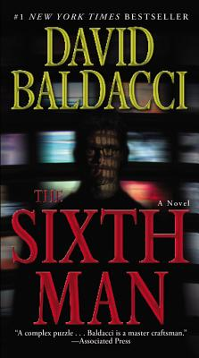 Image for The Sixth Man (King & Maxwell Series (5))