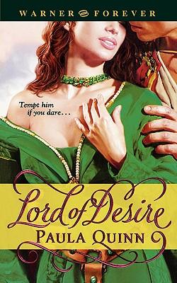 Lord of Desire (Warner Forever), PAULA QUINN