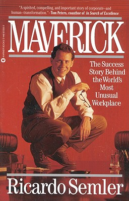 Image for Maverick: The Success Story Behind the World's Most Unusual Workplace