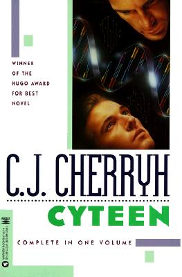 Image for CYTEEN COMPLETE IN ONE VOLUME