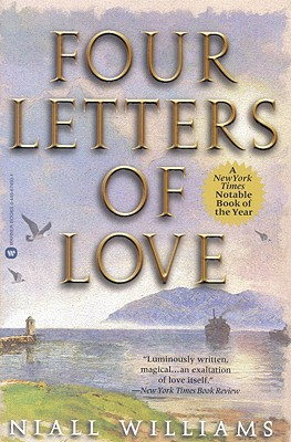 Four Letters of Love, Williams, Niall