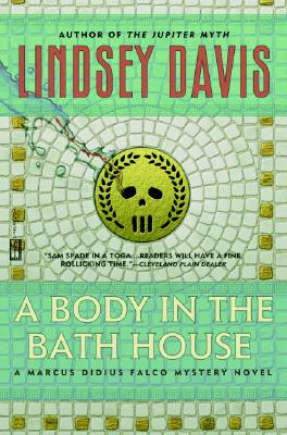 A Body in the Bathhouse, Lindsey Davis