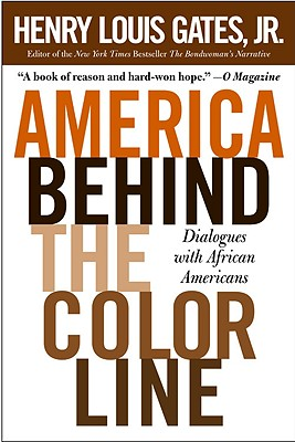 Image for America Behind The Color Line: Dialogues with African Americans
