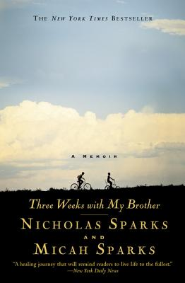 THREE WEEKS WITH MY BROTHER, SPARKS, NICHOLAS