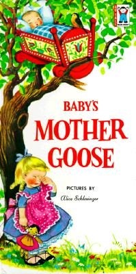 Image for Baby's Mother Goose (So Tall Board Books)