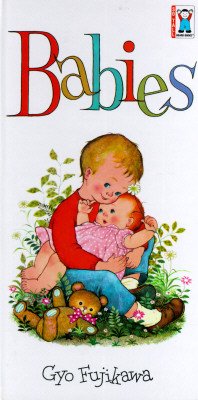 Image for Babies (So Tall Board Books)
