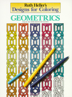 Image for Ruth Heller's Design for Coloring: Geometrics