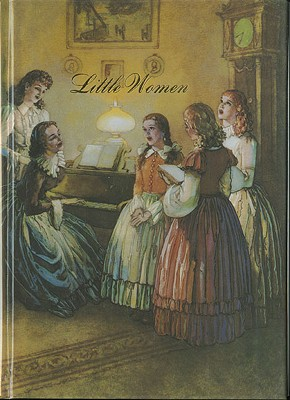 Little Women, LOUISA MAY ALCOTT,  LOUIS JAMBOUR