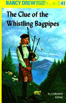 Image for The Clue of the Whistling Bagpipes (Nancy Drew)