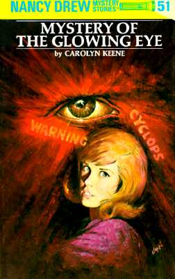 Image for Mystery of The Glowing Eye Nancy Drew Mystery Series #51