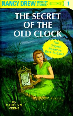 Image for Nancy Drew Mystery Stories : The Secret of The Old Clock and The Hidden Staircase