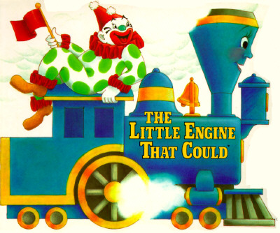 Image for The Little Engine That Could