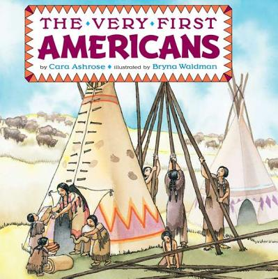 Image for The Very First Americans (Reading Railroad)