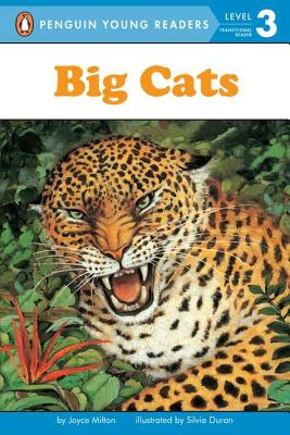 Image for Big Cats (Penguin Young Readers, Level 3)