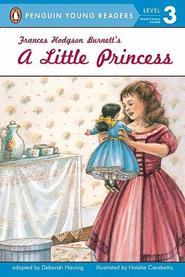 Image for A Little Princess (All Aboard Reading, Level 3, Grades 2-3)