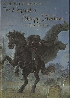 Washington Irving's The Legend of Sleepy Hollow and Other Stories (Illustrated Junior Library), Washington Irving