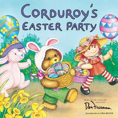 Image for Corduroy's Easter Party