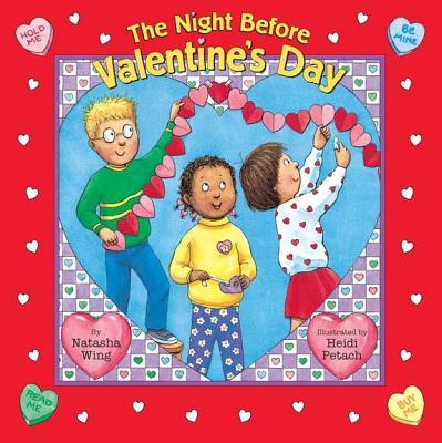 The Night Before Valentine's Day, Wing, Natasha