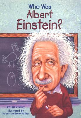 Image for Who Was Albert Einstein?