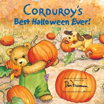 Image for Corduroy's Best Halloween Ever!