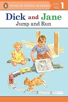 Image for JUMP AND RUN DICK AND JANE