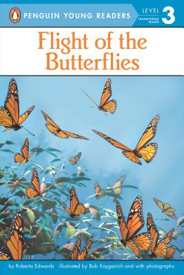 FLIGHT OF THE BUTTERFLIES, ROBERTA EDWARDS