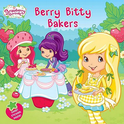 Image for Berry Bitty Bakers (Strawberry Shortcake)
