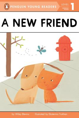 Image for A New Friend (Penguin Young Readers, Level 1)
