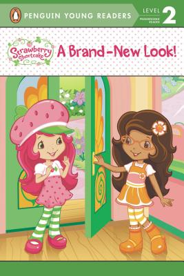 A Brand New look! (Strawberry Shortcake), Lana Jacobs