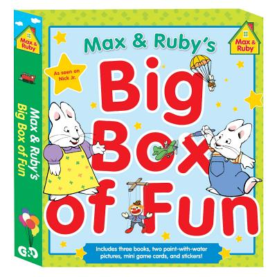 Max & Ruby's Big Box of Fun (Max and Ruby), Rosemary Wells