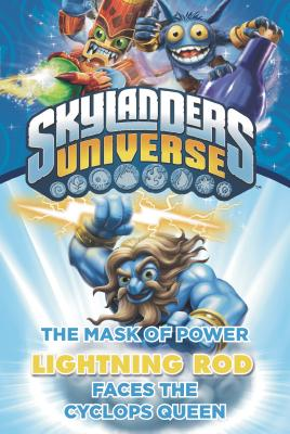 Image for Mask of Power: Lightning Rod Faces the Cyclops Queen #3 (Skylanders Universe)