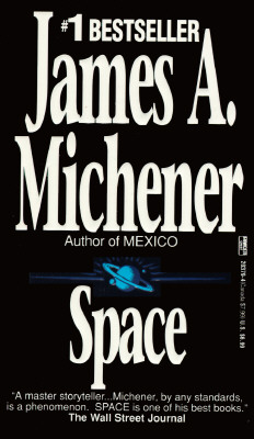Space, Michener, James A.