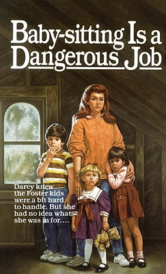 Baby-Sitting Is a Dangerous Job, Roberts, Willo Davis