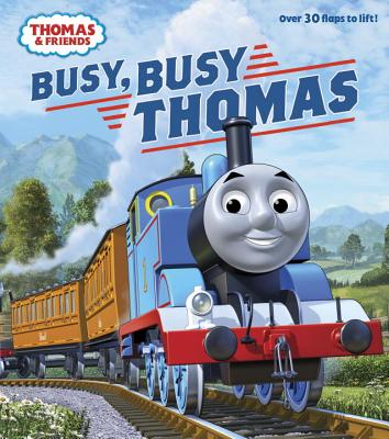 Image for BUSY, BUSY THOMAS-NI