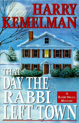 Image for That Day The Rabbi Left Town