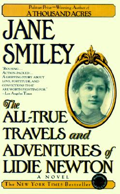 Image for All-True Travels and Adventures of Lidie Newton : A Novel