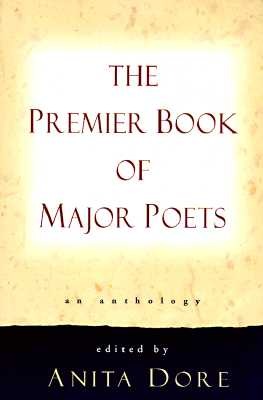 Image for Premier Book of Major Poets