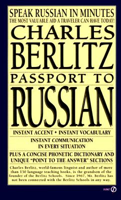 Passport to Russian, CHARLES BERLITZ