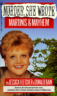 Image for Murder, She Wrote: Martinis and Mayhem (Murder She Wrote)
